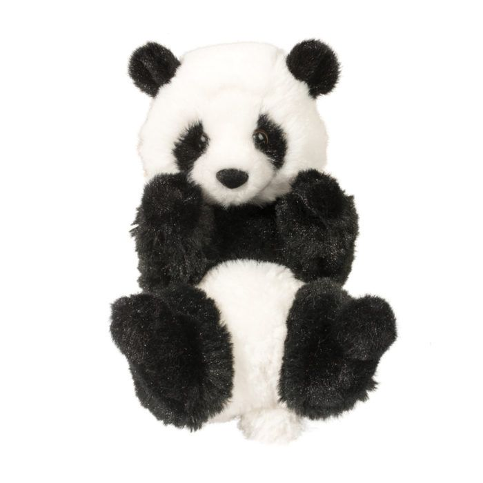 panda bear stuffed animal.
