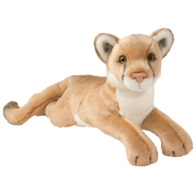 Mountain Lion Plush