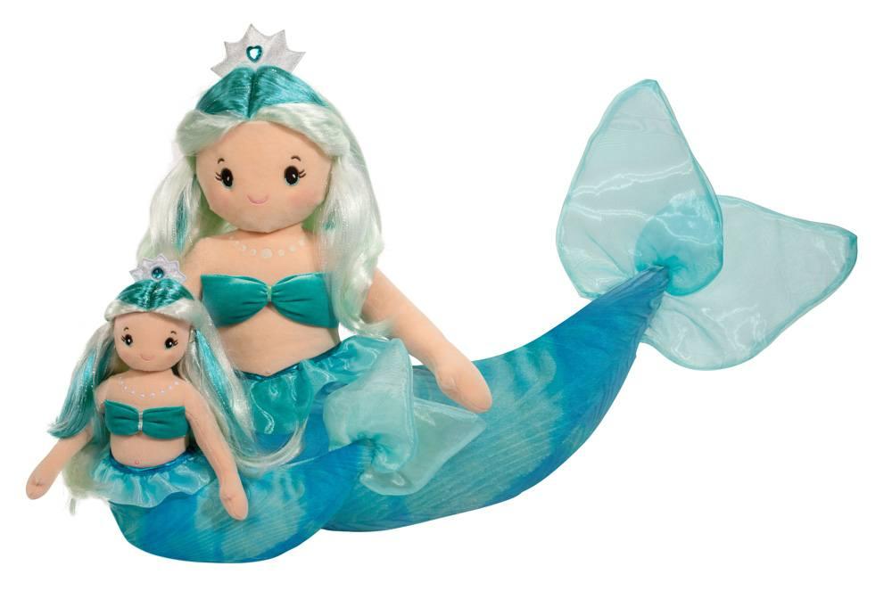 extra large aqua mermaid
