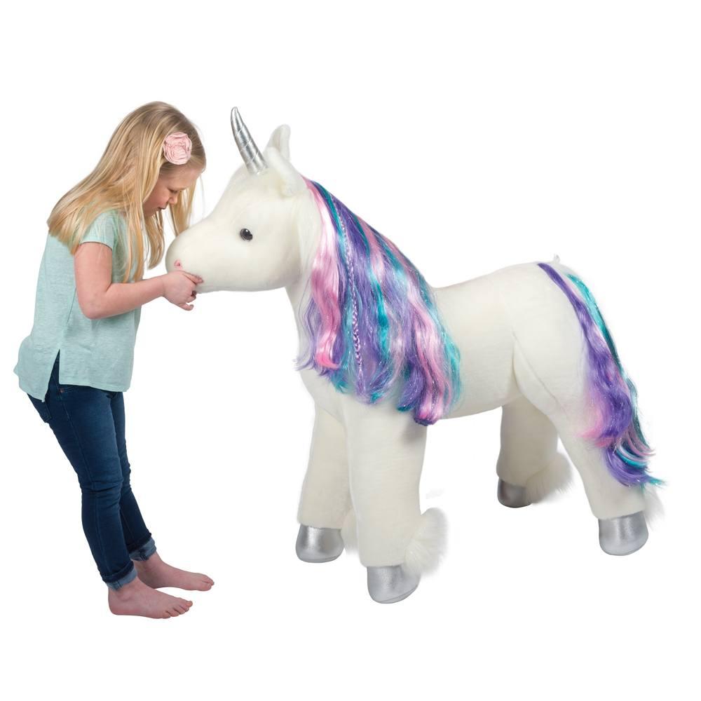 Meet Jules Jumbo Plush Unicorn Douglas Cuddle Toys