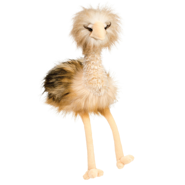 Ostrich Stuffed Animal