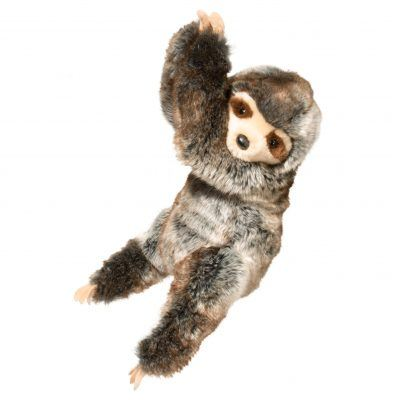 Hanging Sloth Stuffed Animal