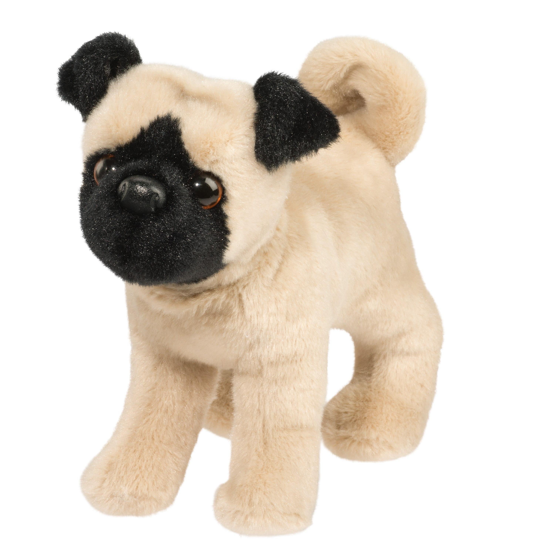 Pug Stuffed Animal