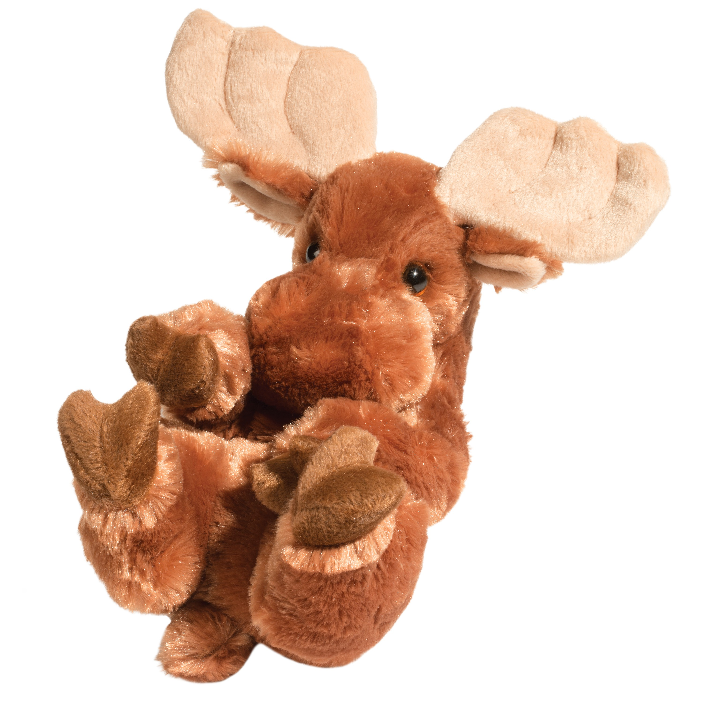 Boomer the Plush Moose