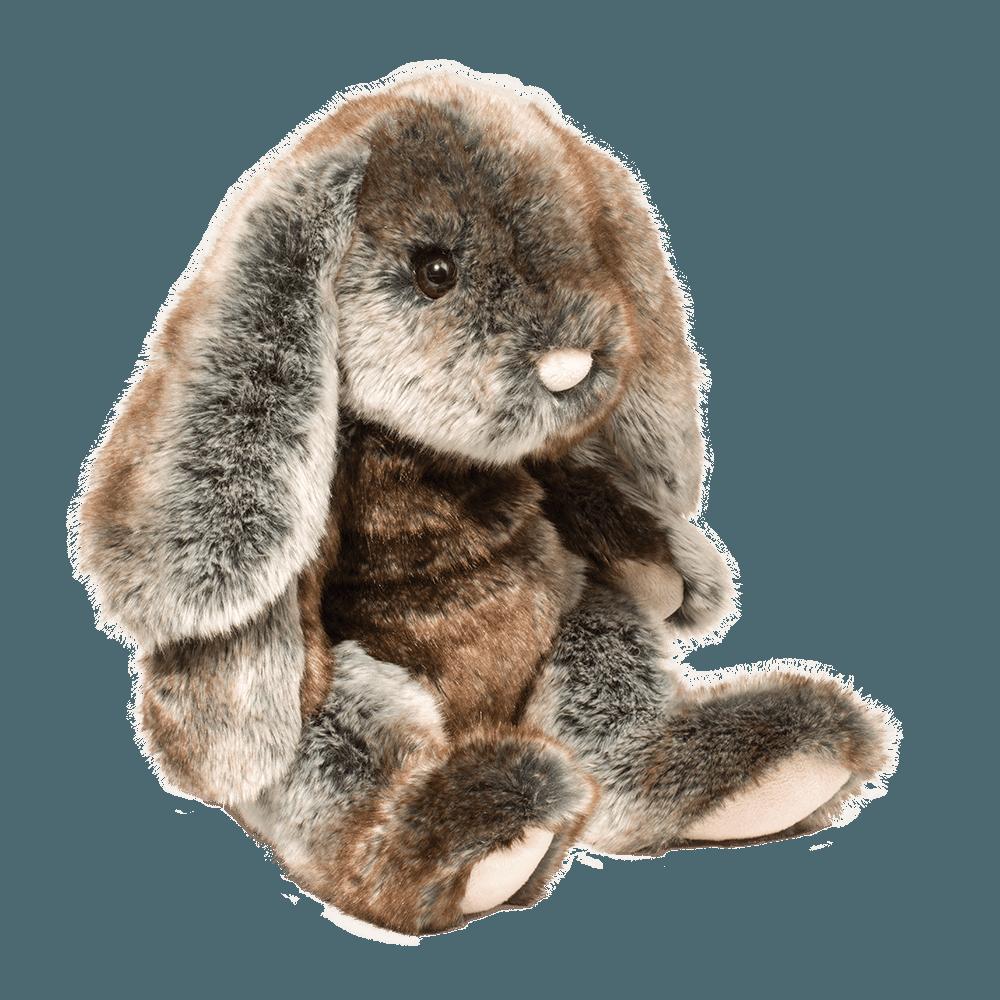 Lux Medium Deluxe Bunny Luxurious Easter Bunny Douglas Toys
