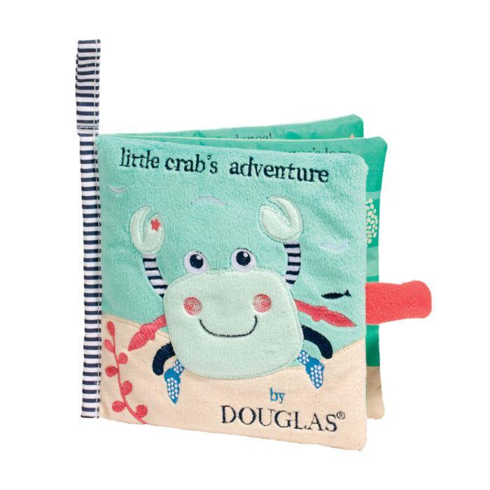 baby soft book ocean themed.