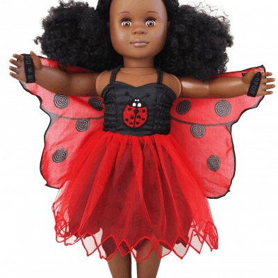 ladybird doll dress