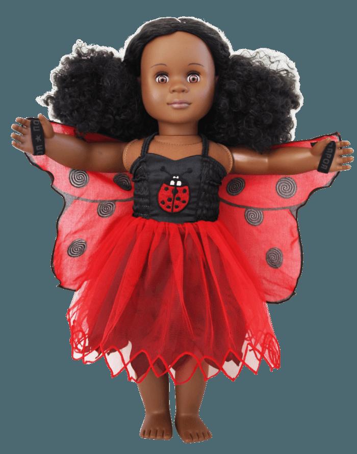 ladybird doll dress