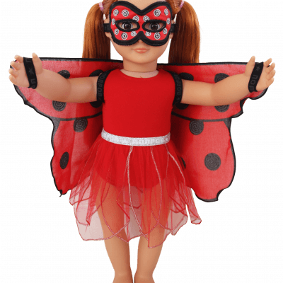 ladybird doll set