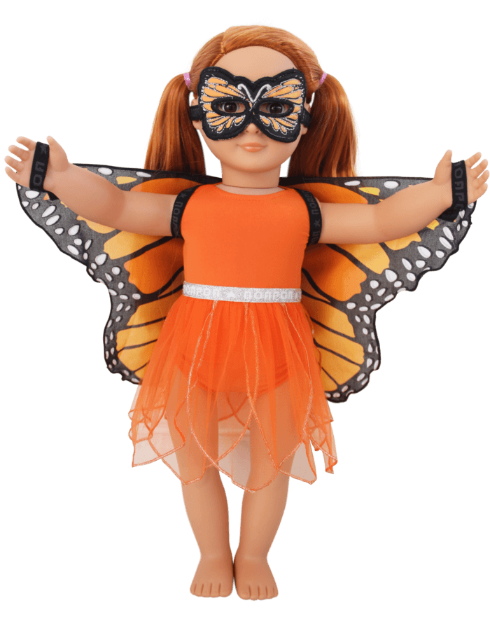 monarch doll set