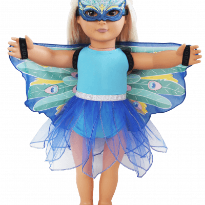 peacock doll set