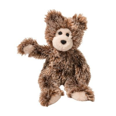 Sweet and cuddle brown teddy bear.