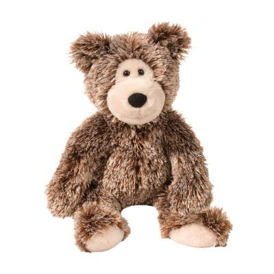Brown teddy bear for kids large and floppy.