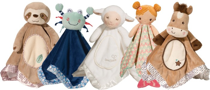 Blanket Friends for Baby