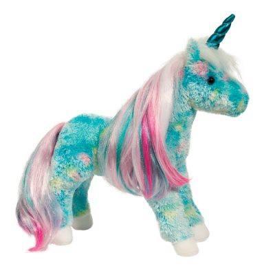 Sapphire Favorite Unicorn Plush