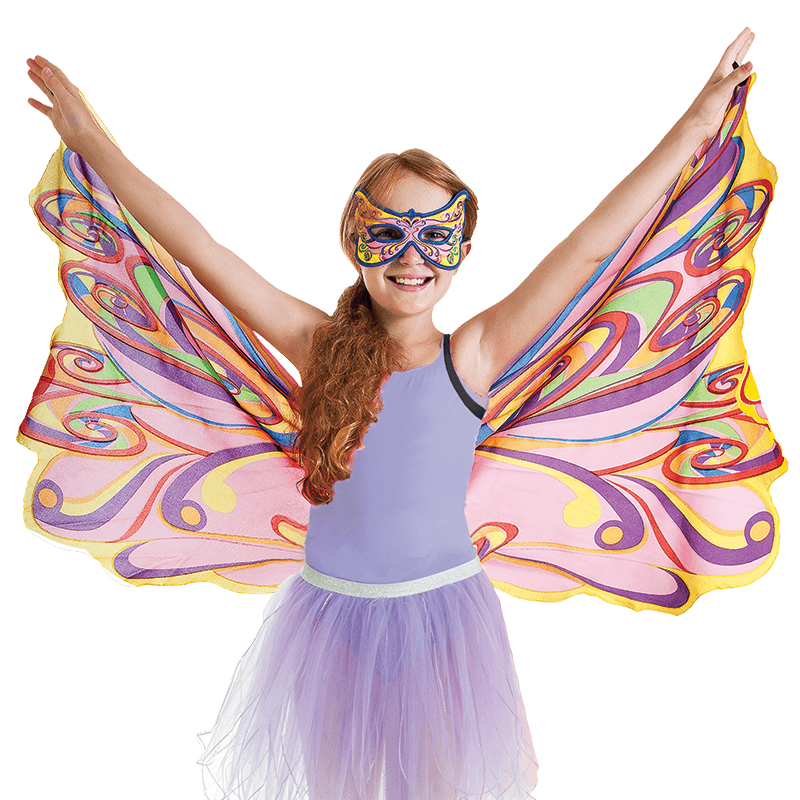 Fanciful Wings for Dress-Up