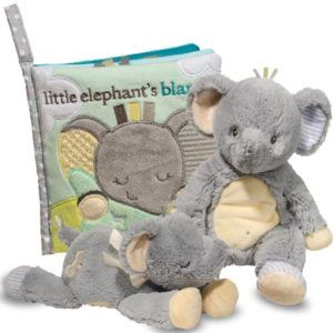Elephant Themed Baby Gifts and Toys
