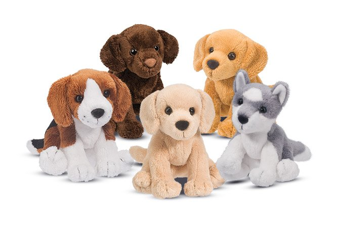 fbc5daf988d6 Plush Dogs & Puppies | Breed-Specific | Douglas Cuddle Toys