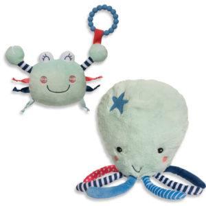 Ocean Themed Baby Toys