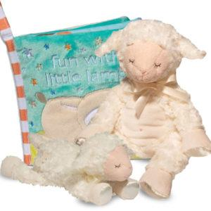 Little Lamb Themed Baby Gifts