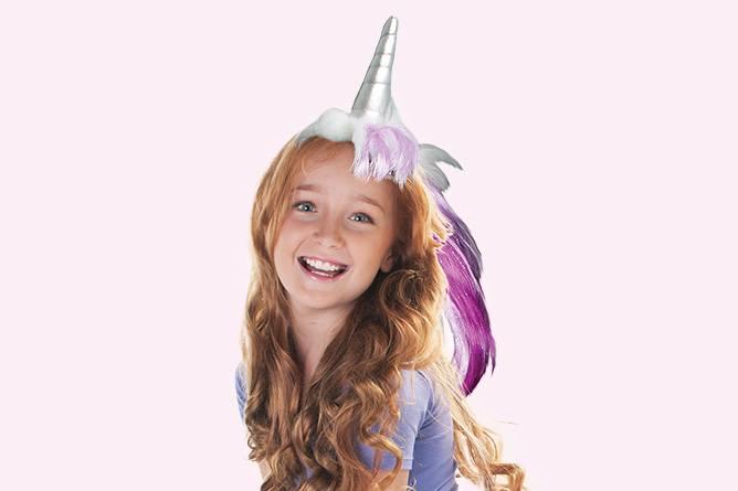 Unicorn Horns for Pretend Play