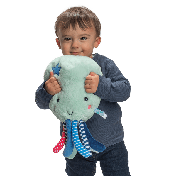 Baby Plush Toys Octopus
