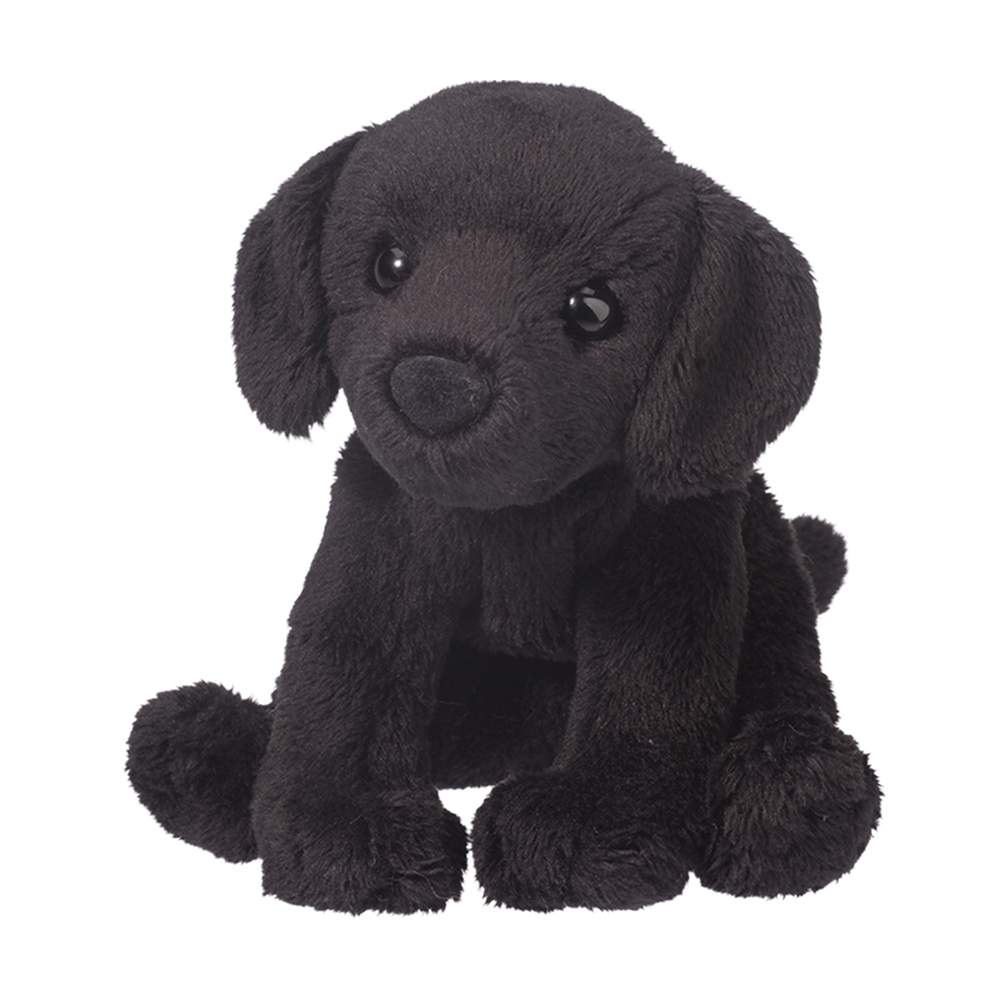 Lucy Black Lab Douglas Toys