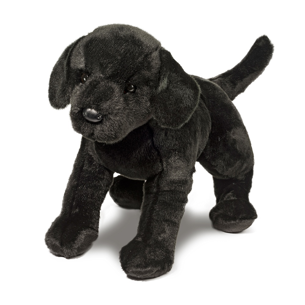 James Black Lab Douglas Toys