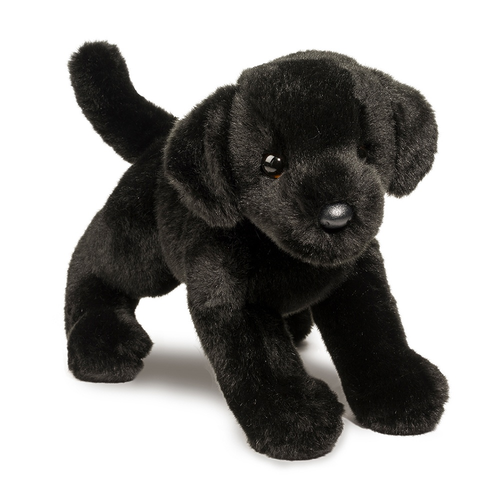 Brewster Black Lab Douglas Toys