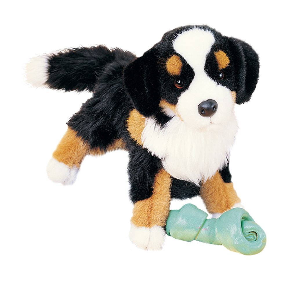 Trevor Bernese Mountain Dog Douglas Toys