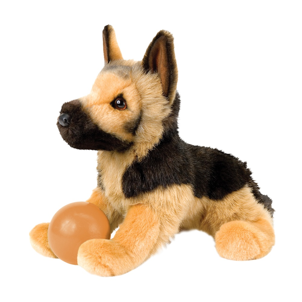 General German Shepherd Douglas Toys