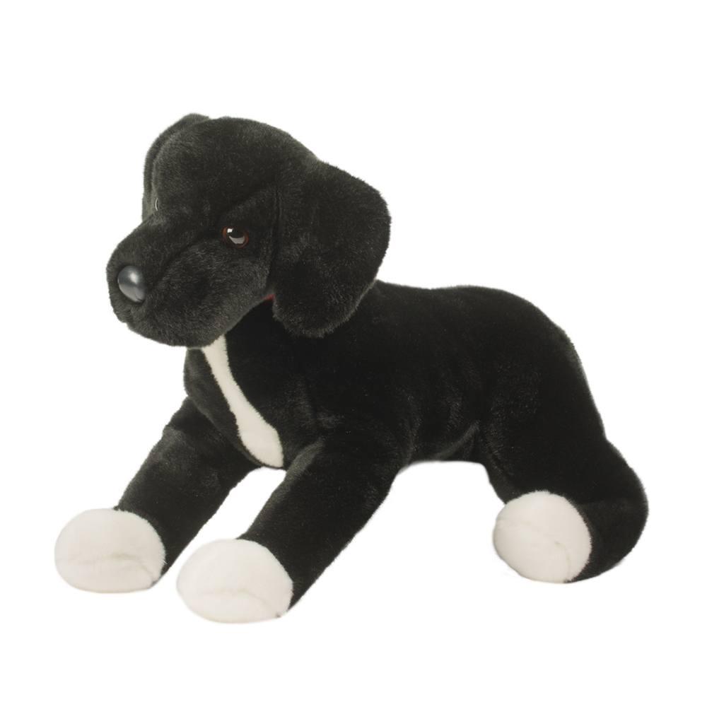 Coupe Black Lab Mix Rescue Pup Douglas Toys