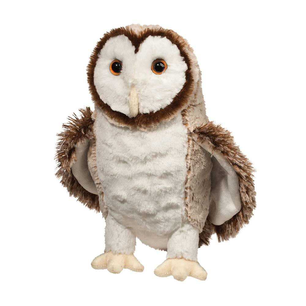 Swoop Barn Owl Douglas Toys