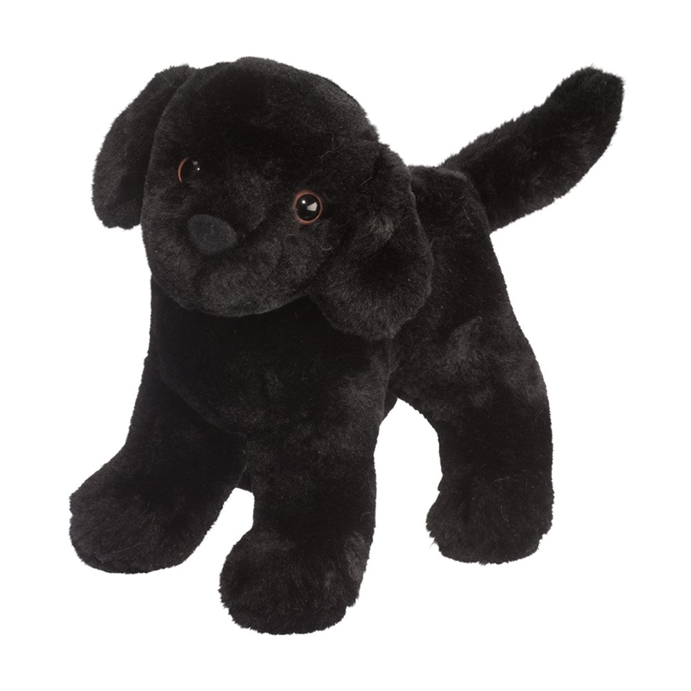 Abraham Black Lab Douglas Cuddle Toys