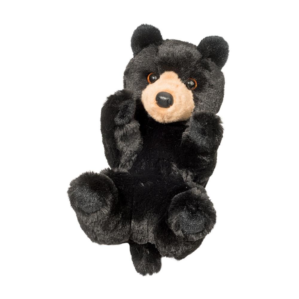 Raven Black Bear Large Handful Douglas Toys