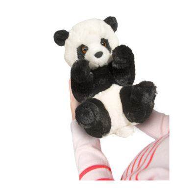 Lil' Handful stuffed animals fit in your hand.