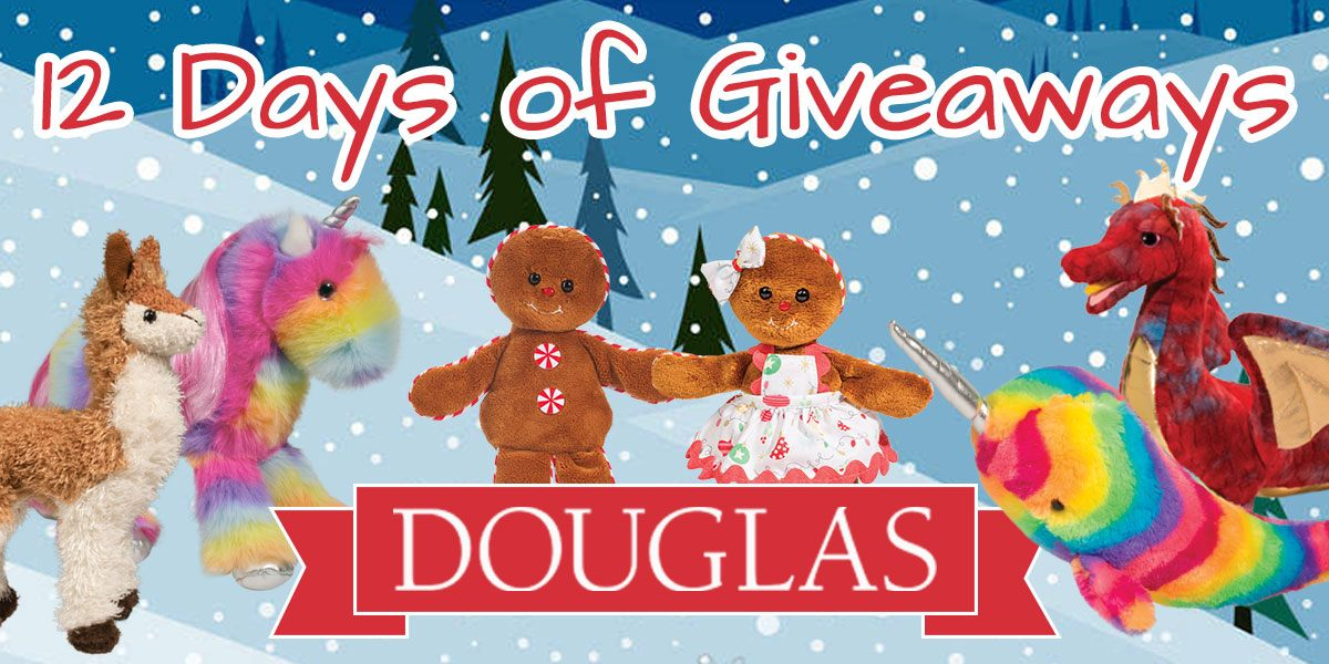 2018 12 Days of Giveaways