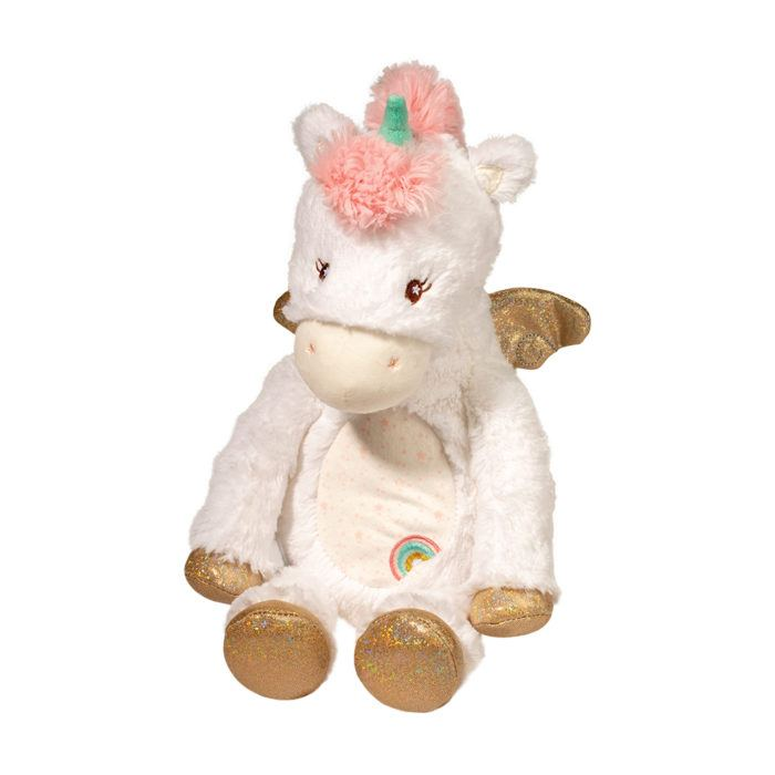 unicorn baby plush toy