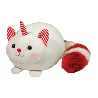 Large squishy holiday caticorn.