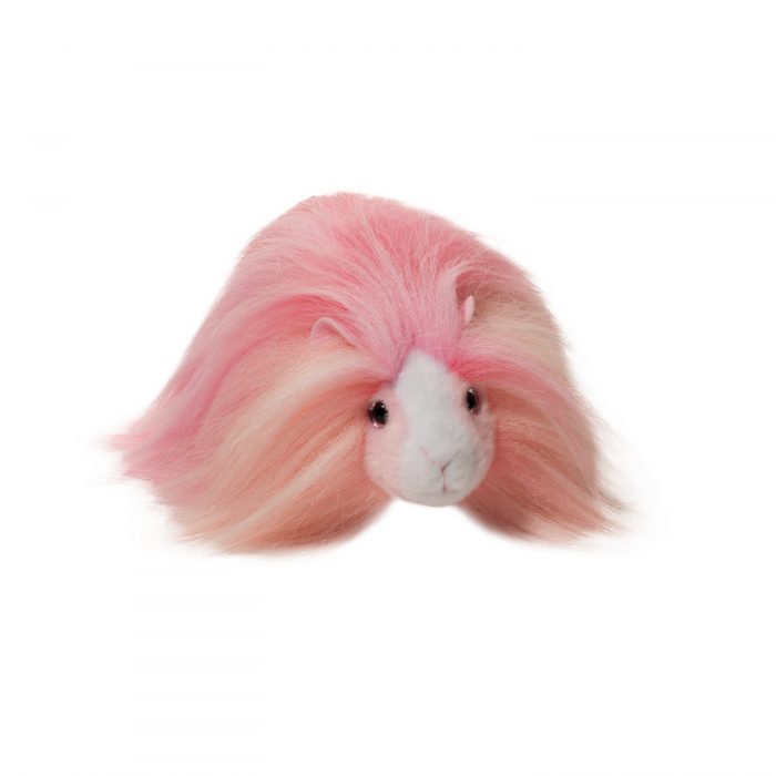 Long haired stuffed animal guinea pig.