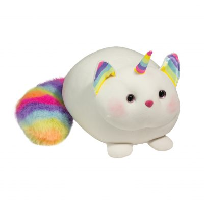 squishable rainbow stuffed animal caticorn