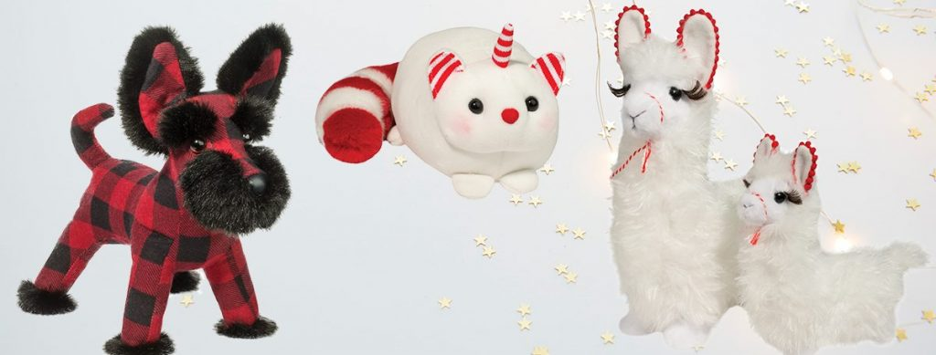 Shop holiday stuffed animal gifts