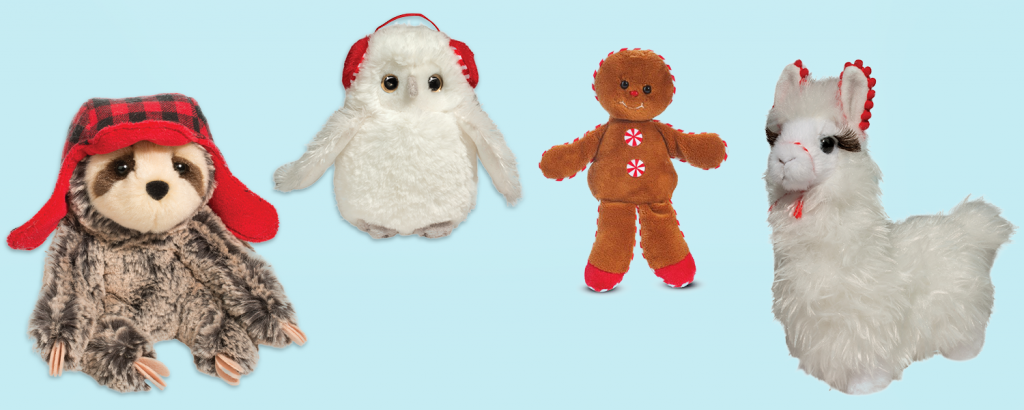 stuffed animal stocking stuffers