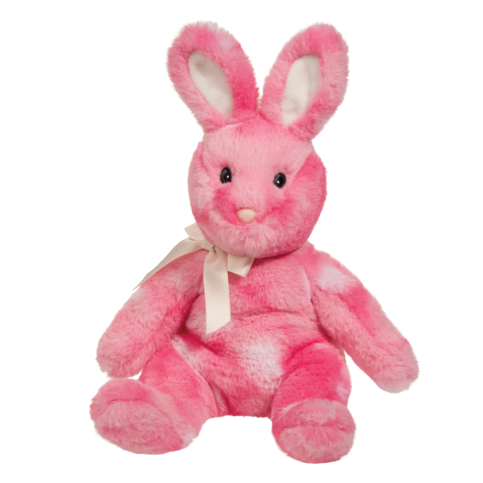 strawberry cream floppy bunny stuffed animal