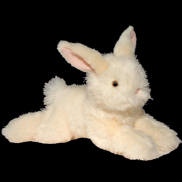 peaches sweet off cream floppy bunny stuffed animal