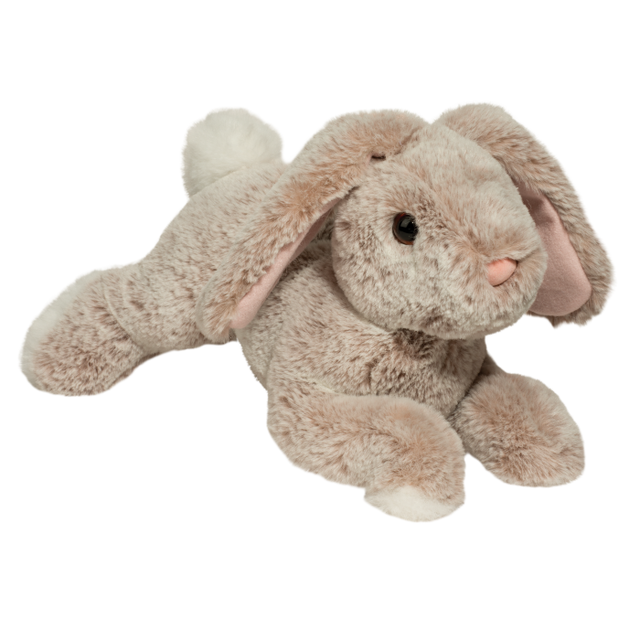 super soft and floppy easter bunny stuffed animal