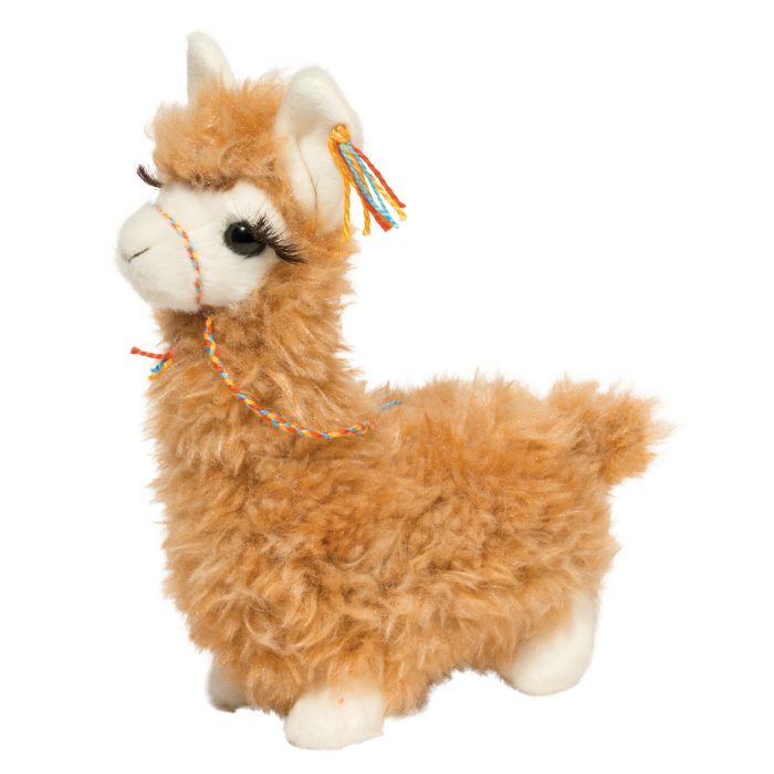 Sweet llama stuffed animal