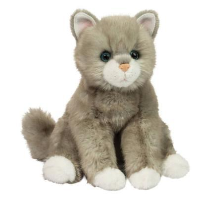 Giant Shark Plush, Cats Kittens Stuffed Animals Breed Specific Douglas Cuddle Toys