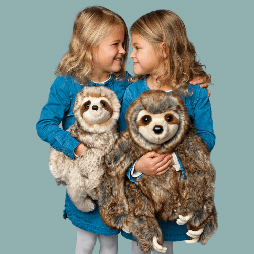Shop stuffed animals for kids! Huge, soft sloths!