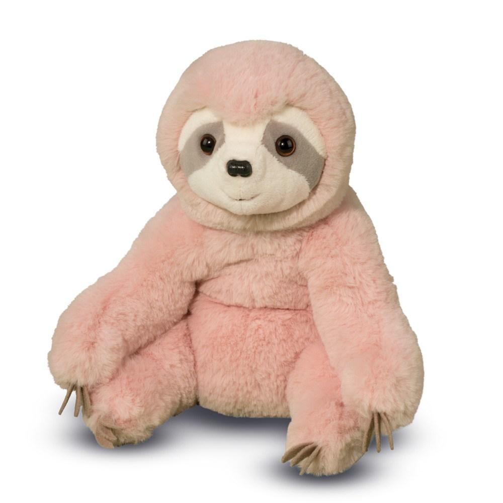 Pokie Pink Sloth Softie